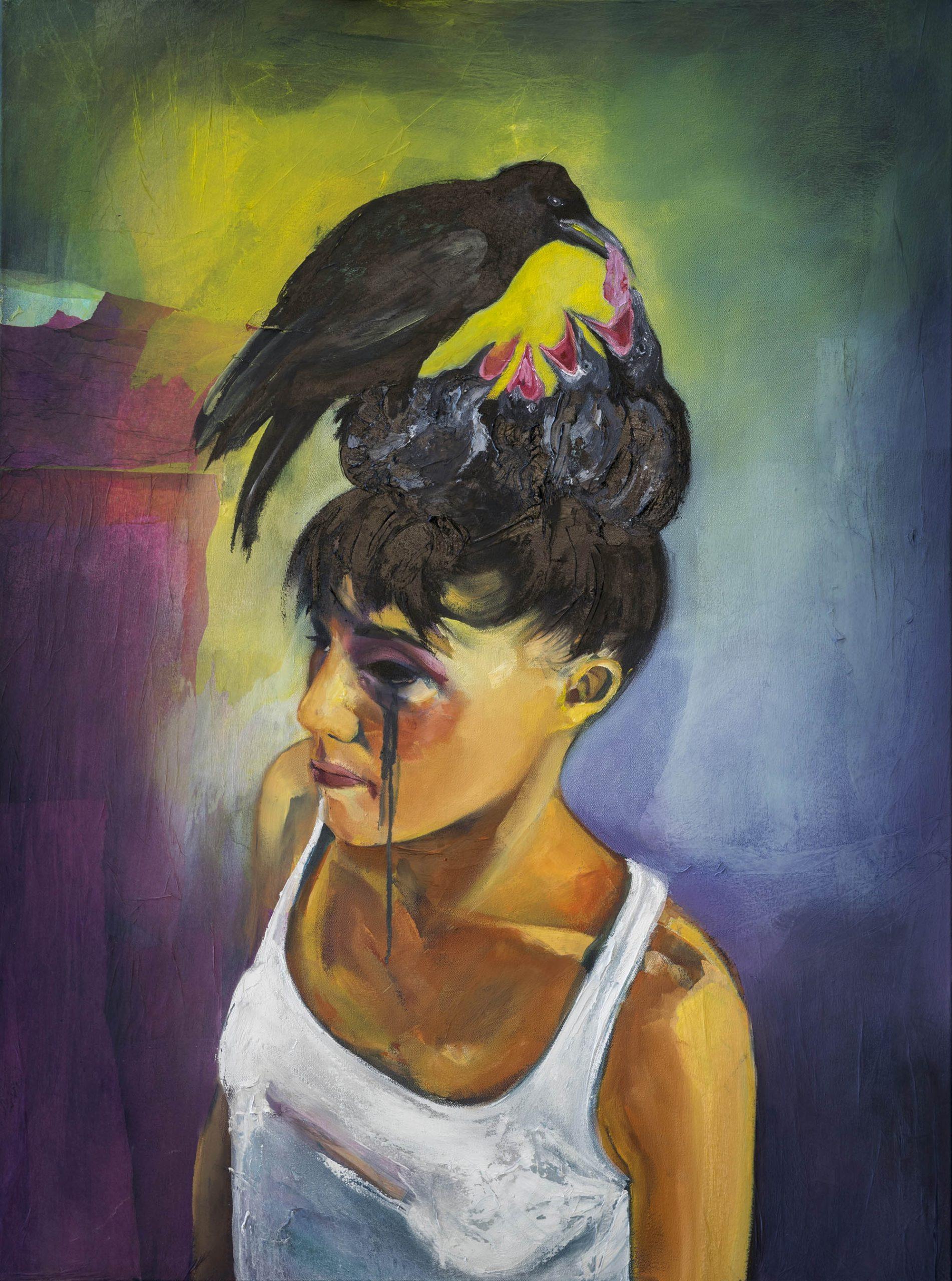 Cría cuervos Paula Segarra Art
