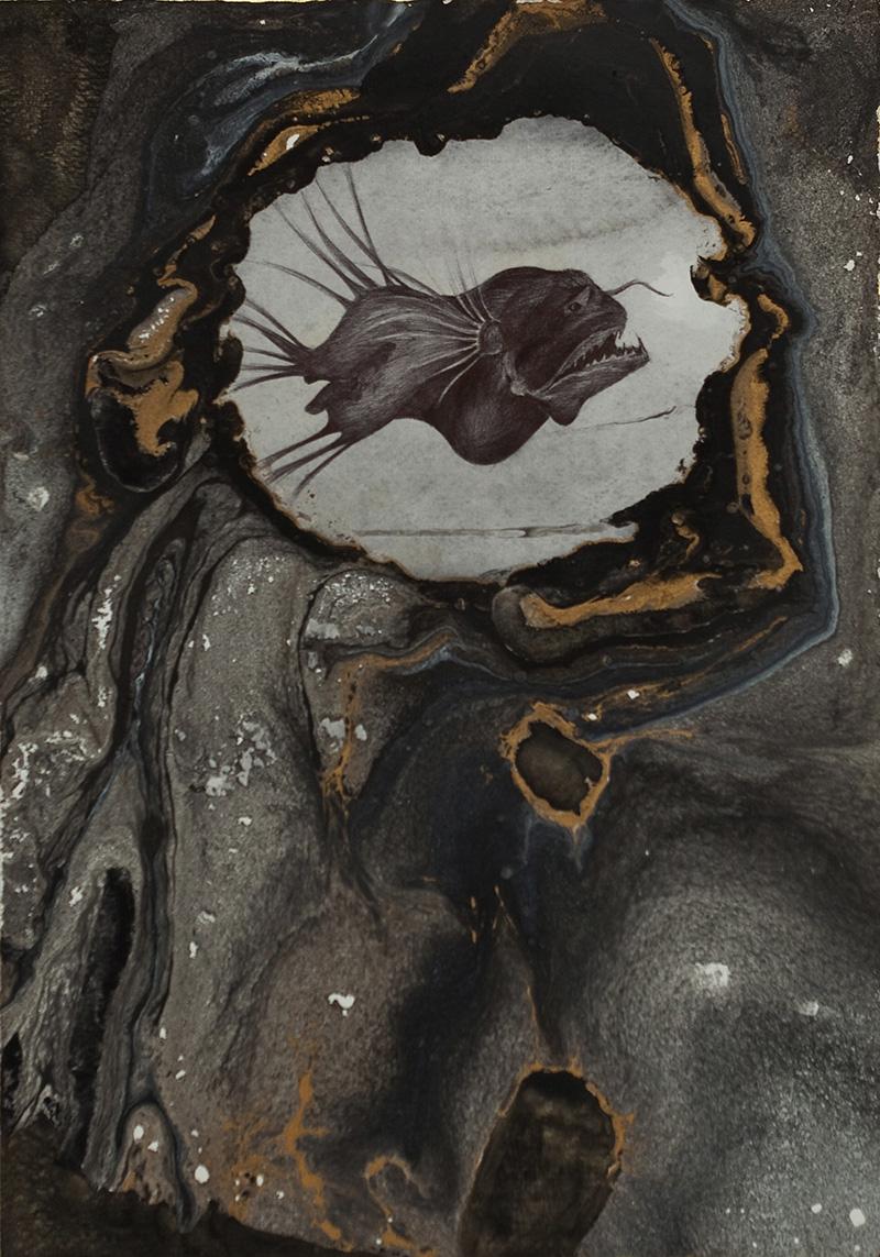 Deep Paula Segarra Art