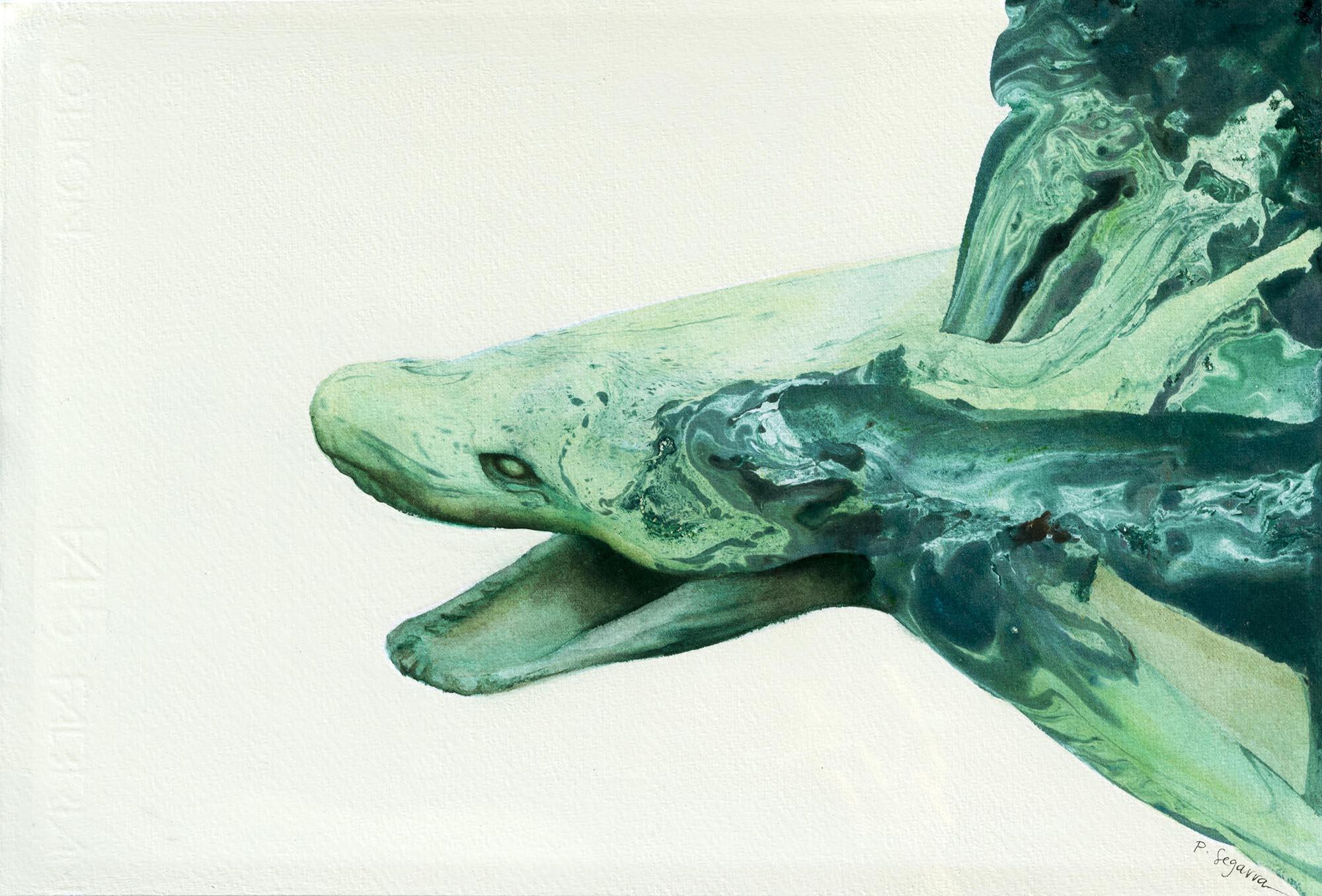 Transmutación Paula Segarra Art